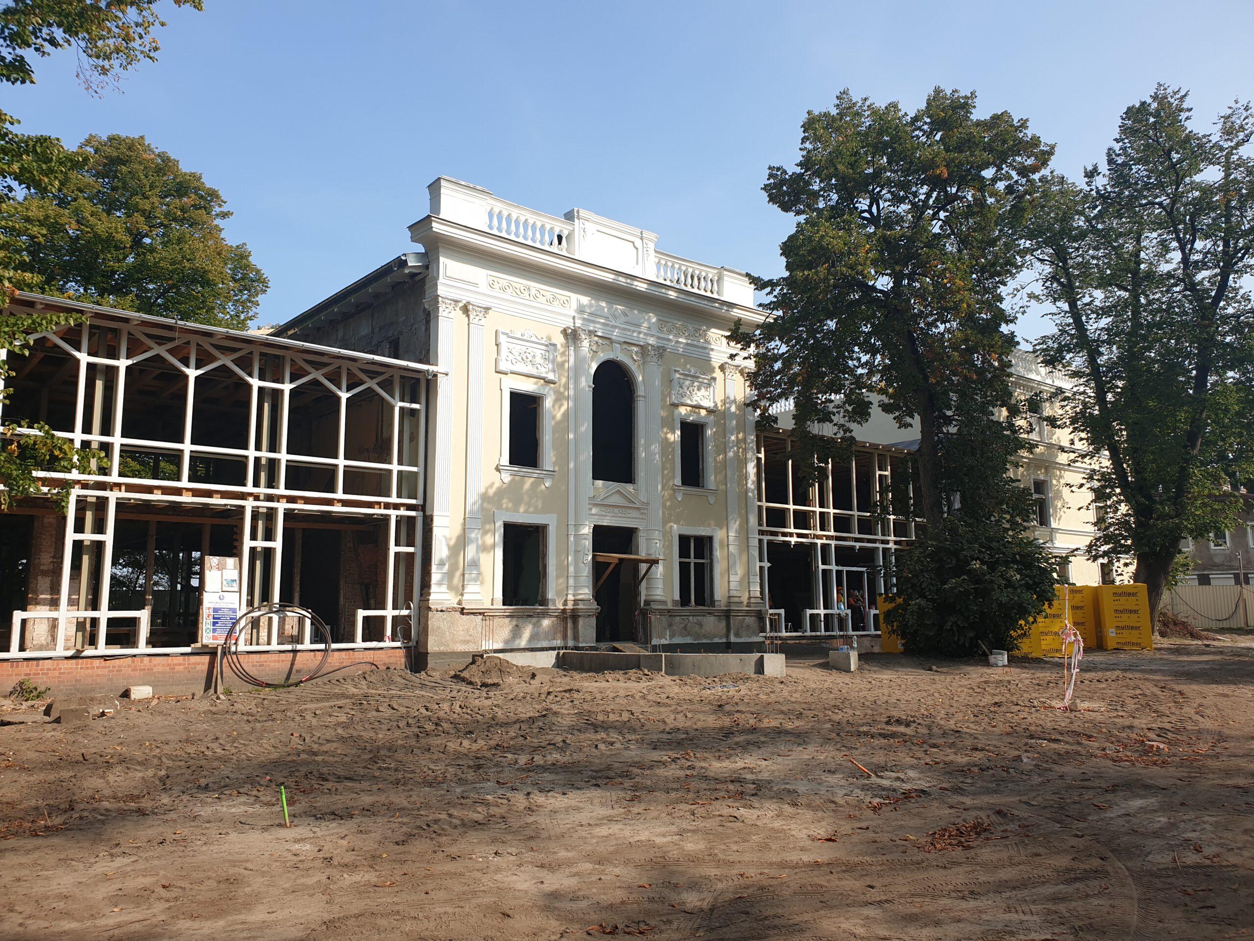 Dom Zdrojowy w Brzeźnie ponownie będzie służył gdańszczankom i gdańszczanom