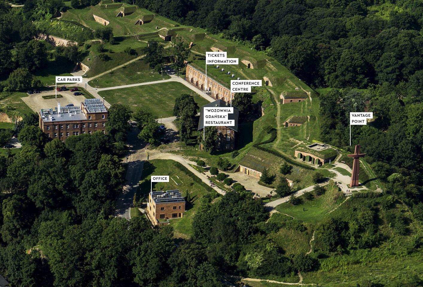 Na zdjęciu: Gradowa Hill Fort