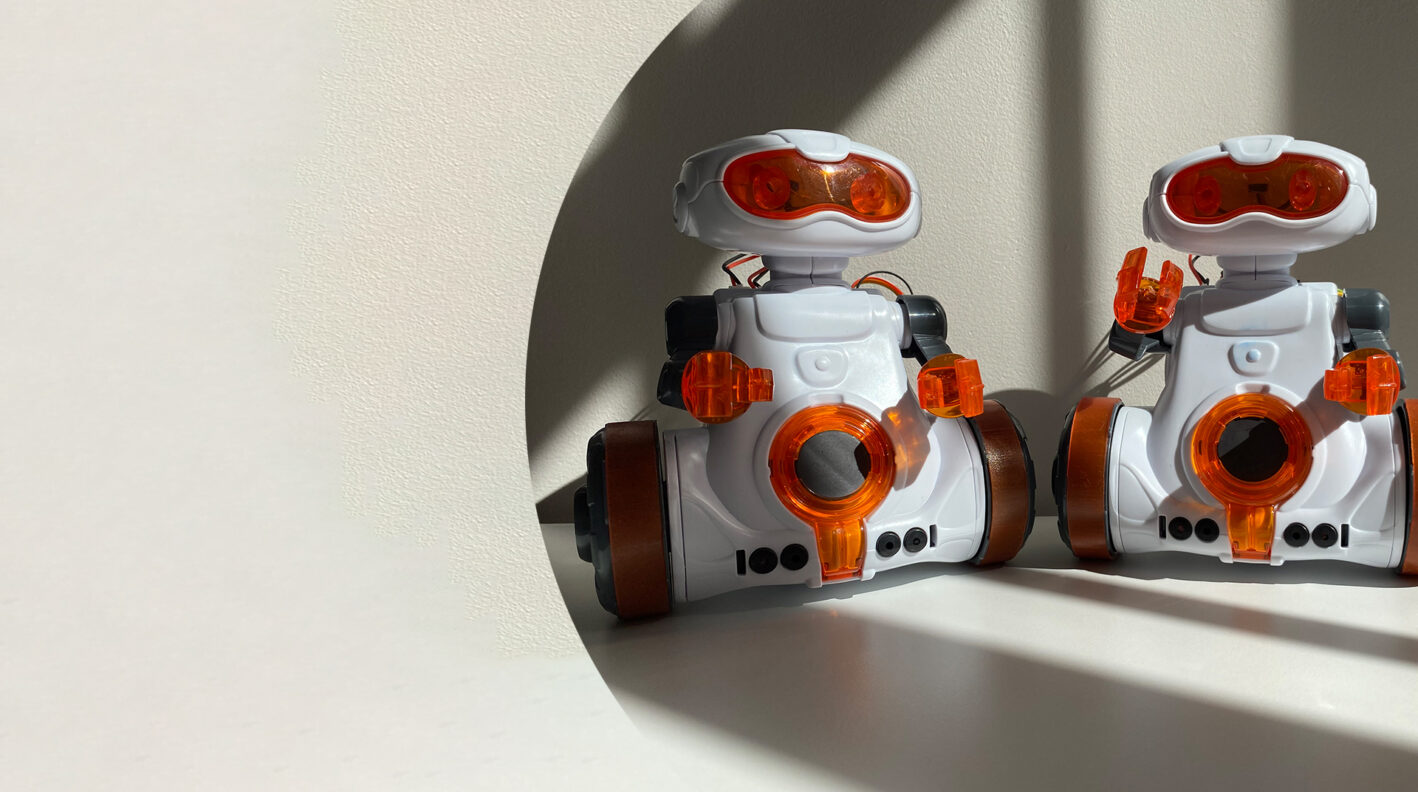 Roboty w ruchu